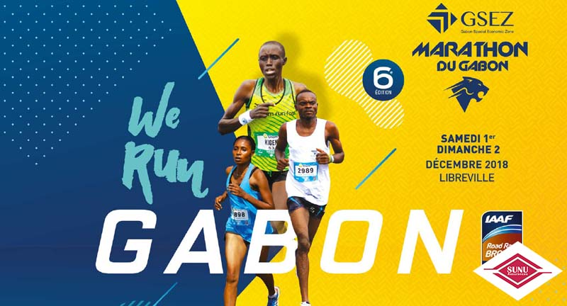 Gabon : SUNU Assurances sponsor of 6th edition of