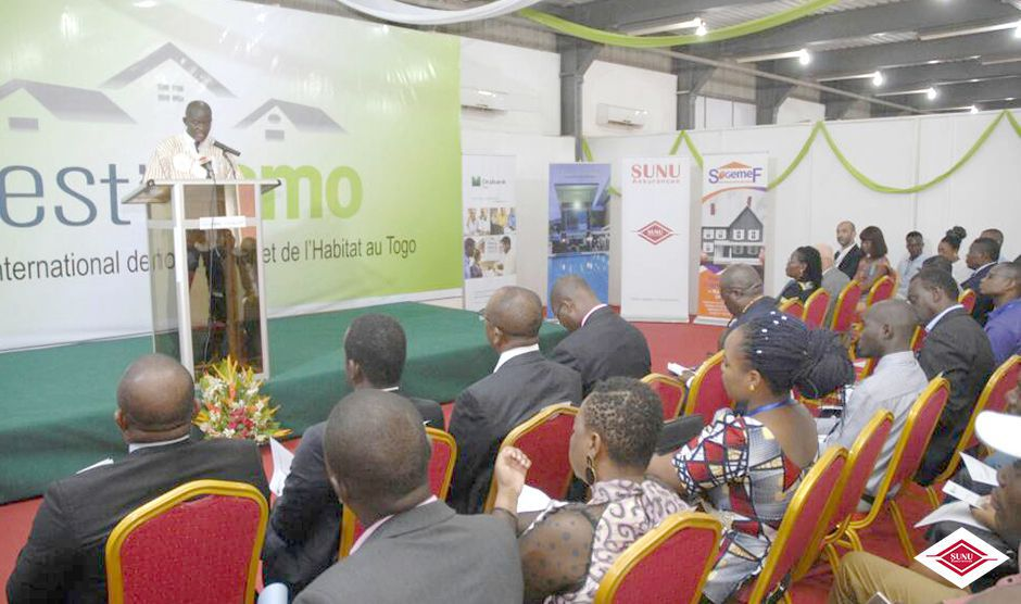 THE COMPANIES SUNU ASSURANCES OF TOGO BACKED THE 4TH EDITION OF FEST'IMMO