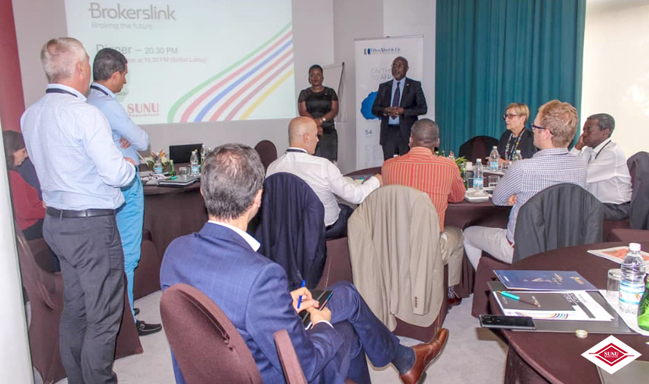 SUNU GROUP AT THE BROKERSLINK AFRICA FORUM 2018